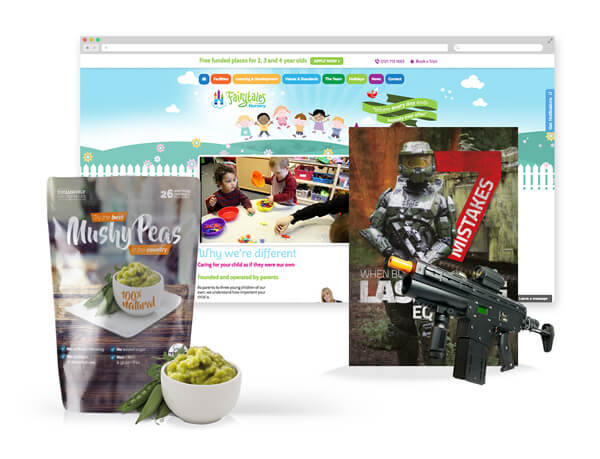 Melt Graphic Design Showcase