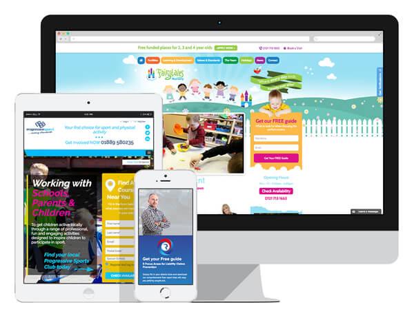 Website design Warwick