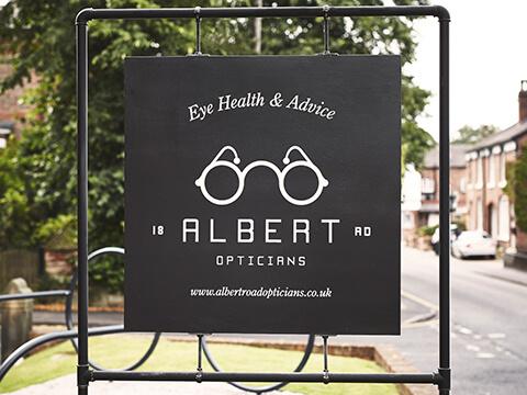 Albert Road Website By Melt Design