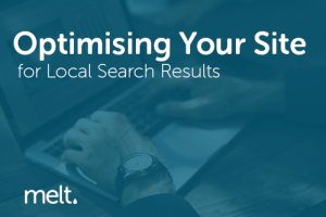 Optimising Your Site for Local Search Results