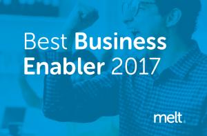 Best Business Enabler 2017