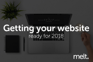 Getting your website ready for 2018