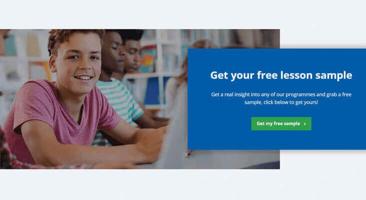 Marketing Focued Wordpress Website design