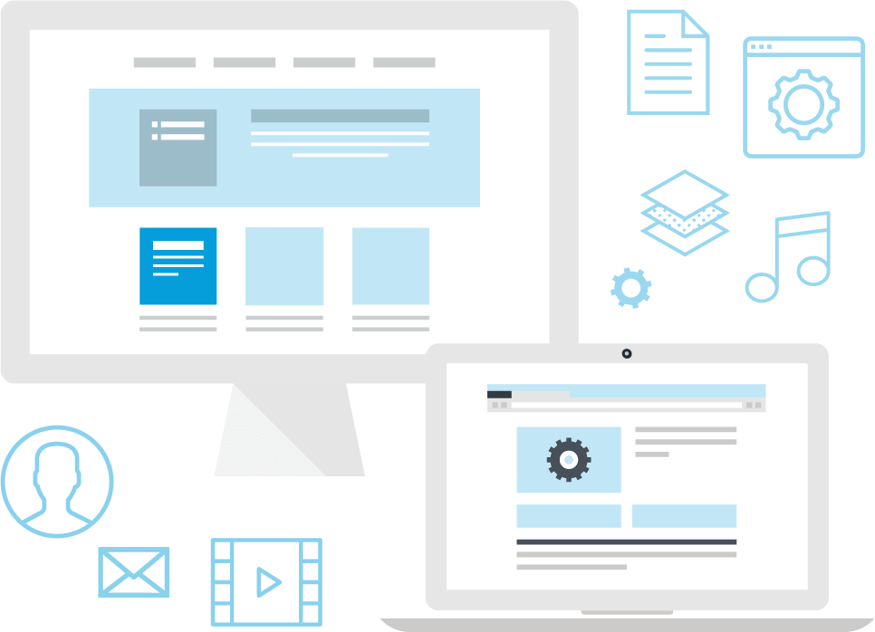 membership website design and development