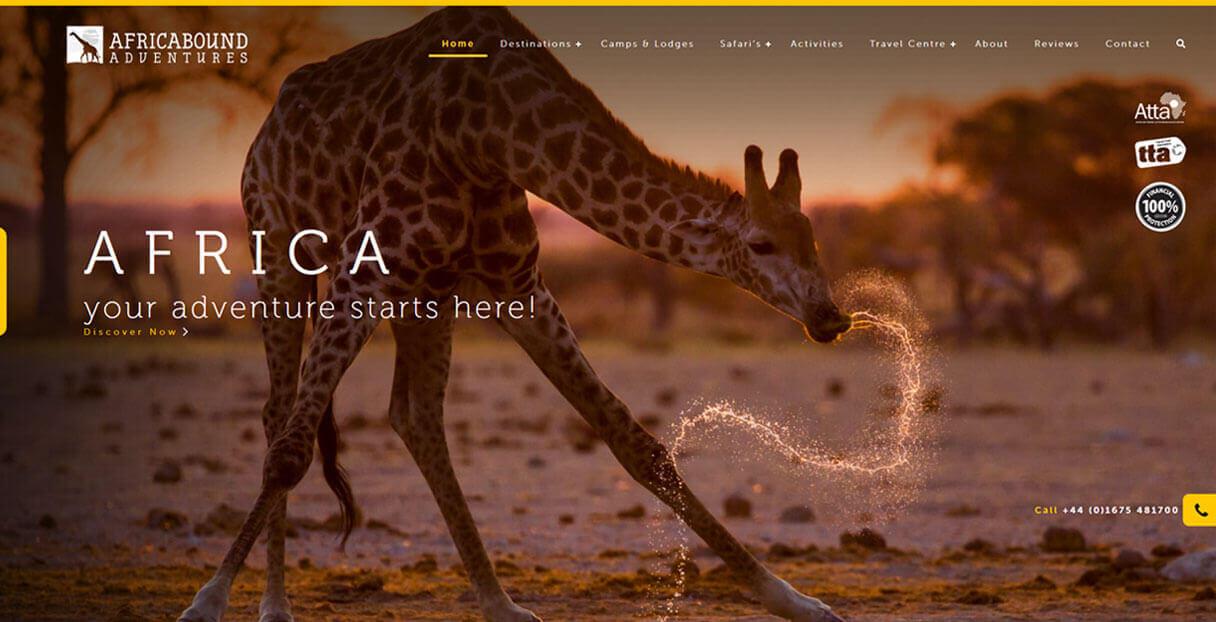 Africa Bound Adventures
