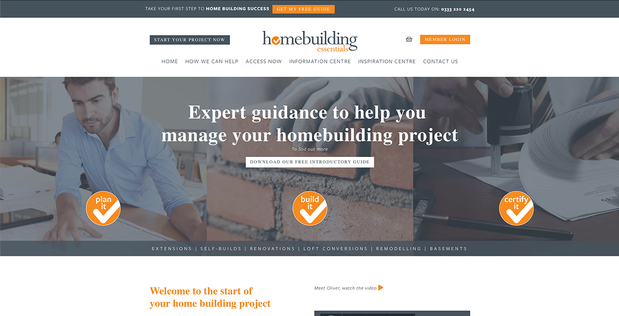 Homebuilding Essentials