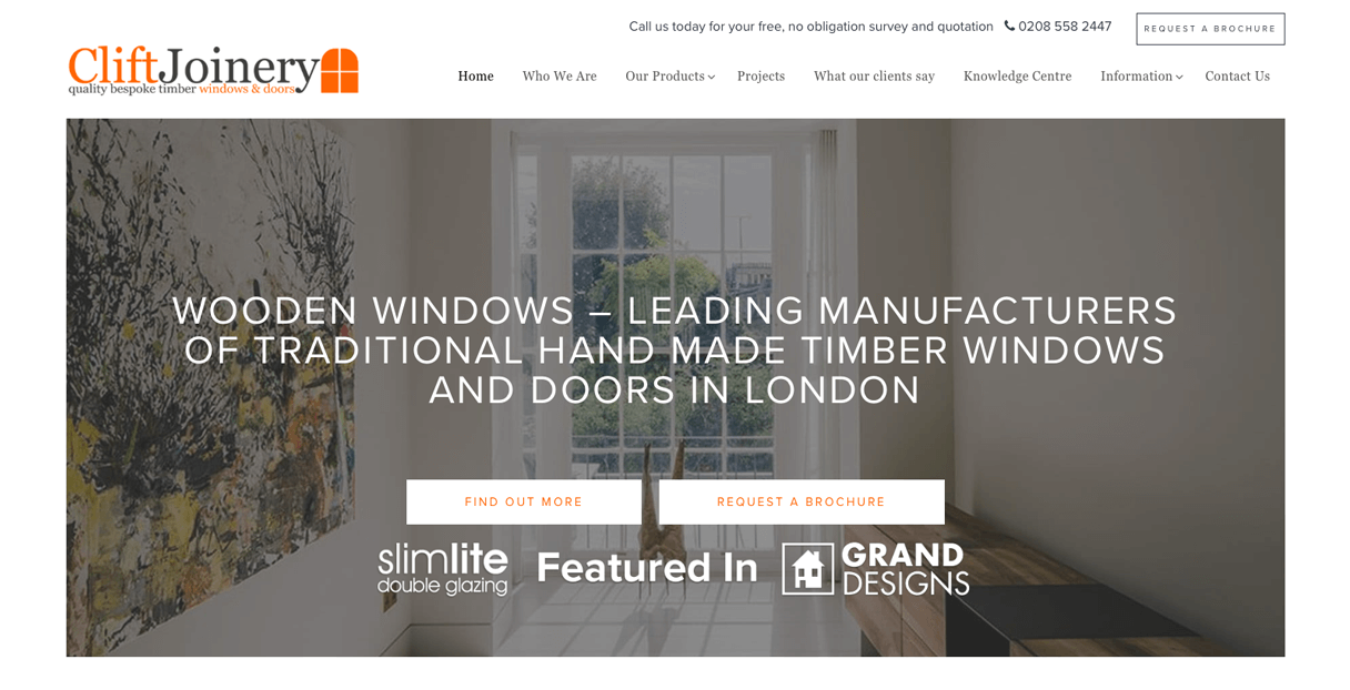 Clift Joinery