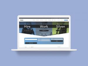 Silven Recruitment Website Design & Development