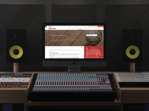 Voice Over Website Design