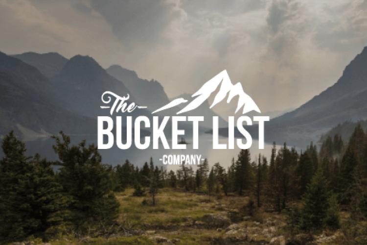 Bucket List Logo and Branding Design