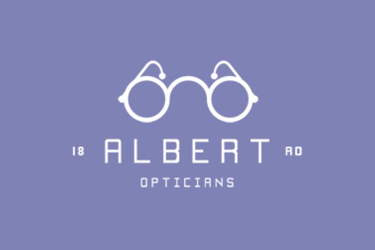 Albert Road Branding Design