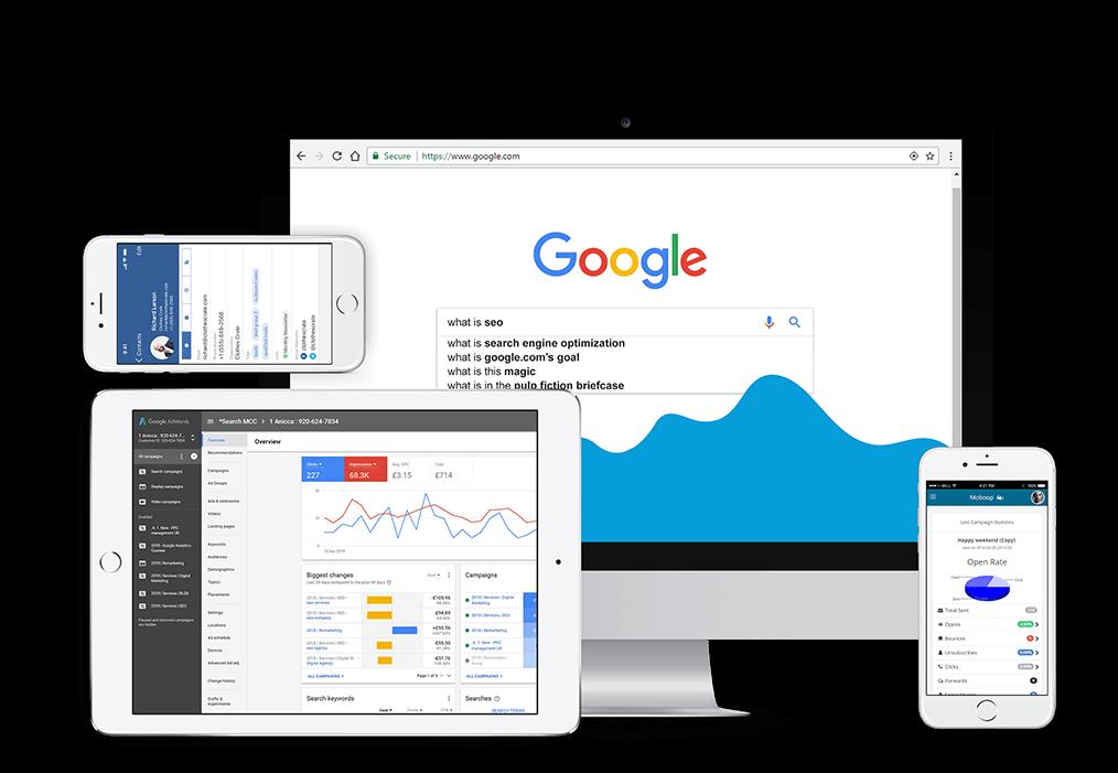 Google Search Marketing Experts Warwick