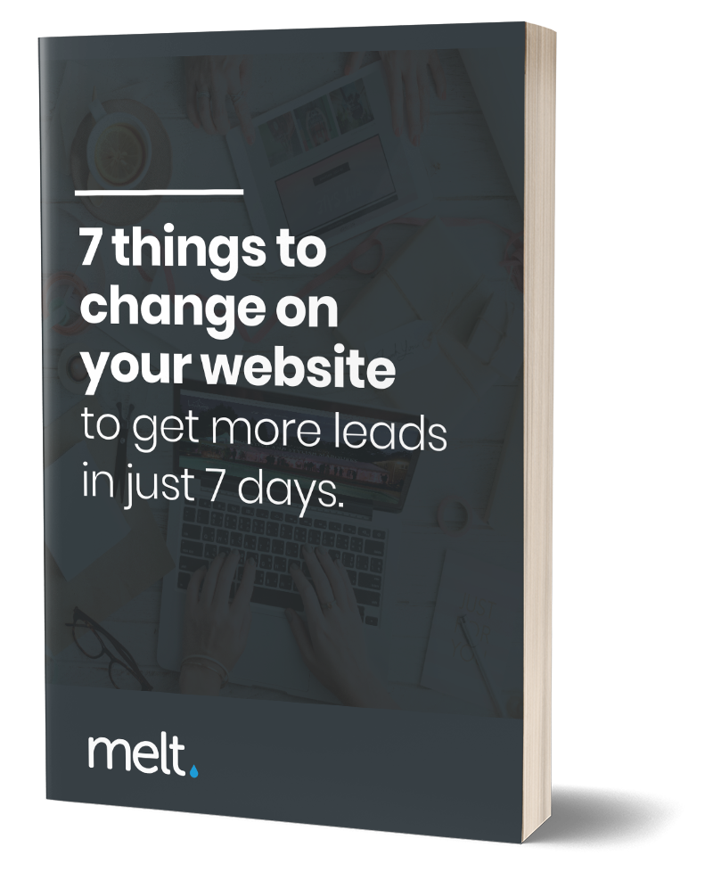7 Things To Change On Your Website