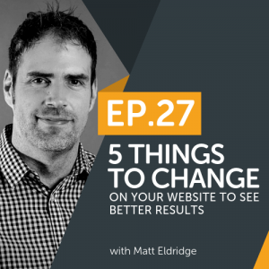 5 Things to Change on Your Website To See Better Results