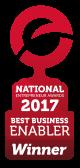 EOTY Awards 2017 Business Enabler Red